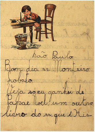 Carta de Flavio Lange